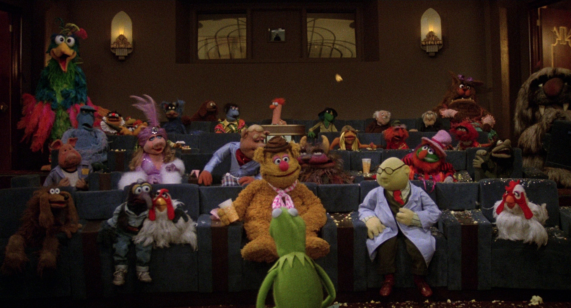 The Muppet Movie Review Movies4kids