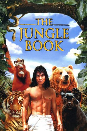 Rudyard Kipling's The Jungle Book poster