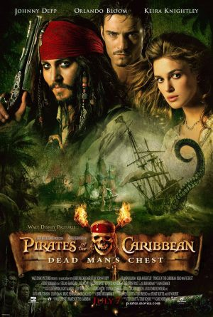 Pirates of the Caribbean: At the World's End Poster