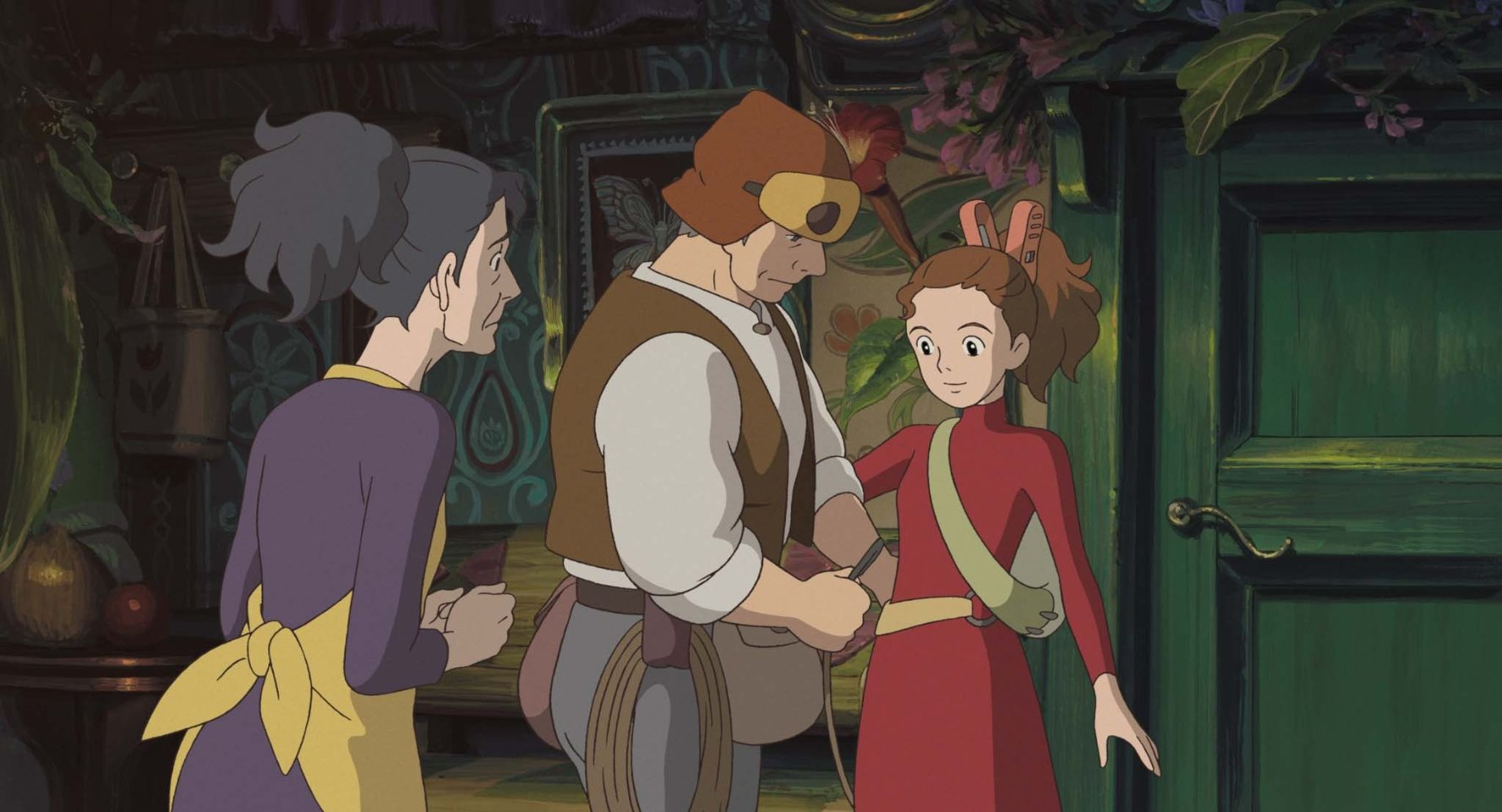 Arrietty Review Movies4kids