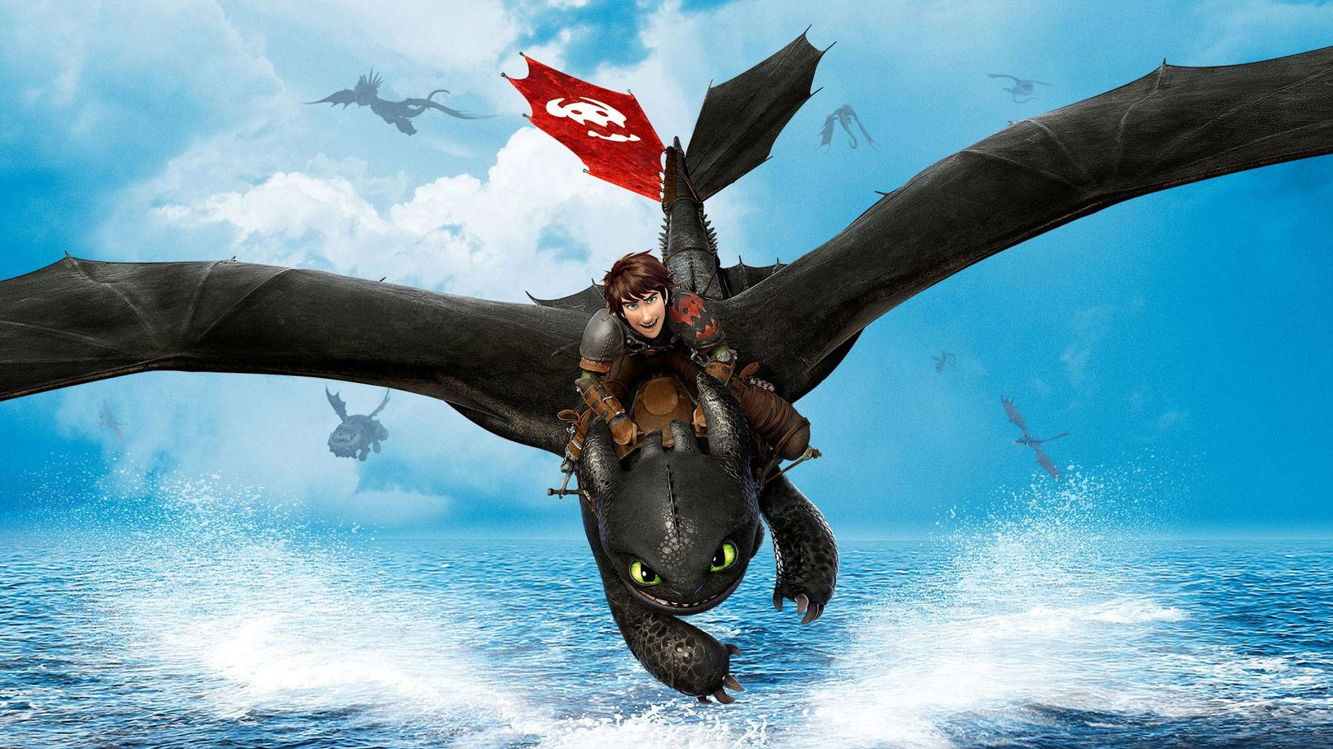 how to train your dragon run time