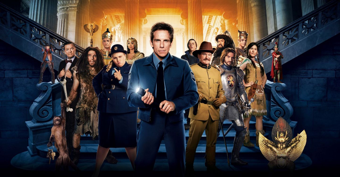 At Review Movies4Kids Secret Night The Museum: Of | The Tomb