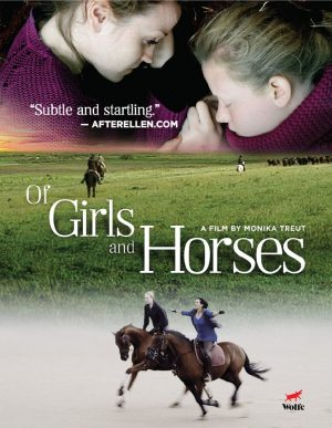 Of Girls And Horses poster