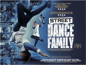 Streetdance Family poster
