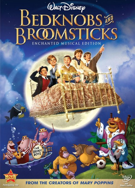 Bednobs and Broomsticks