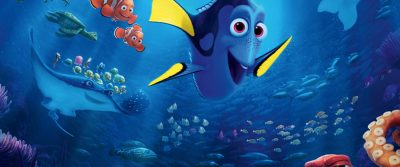 Finding Dory shot