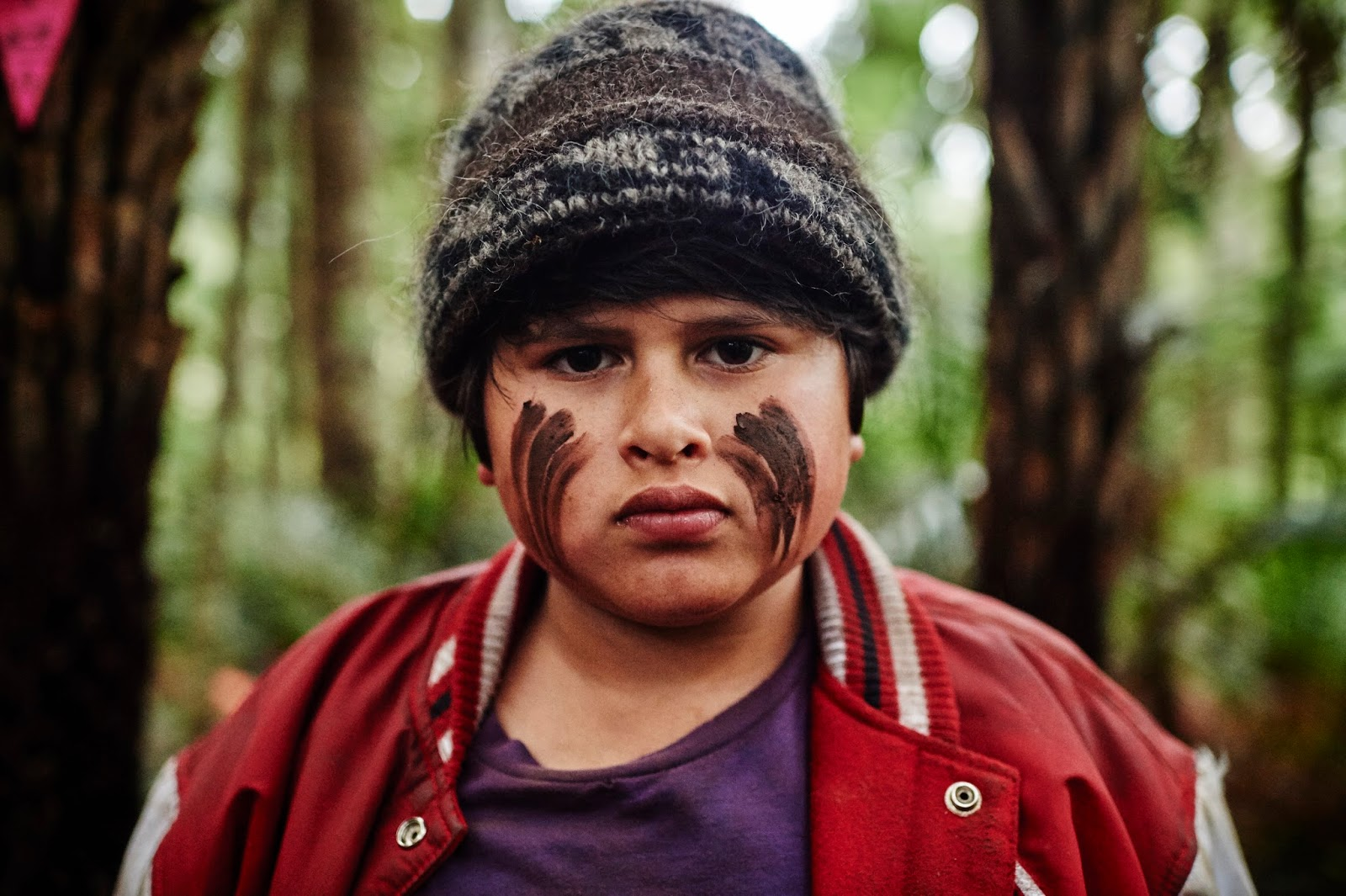 B Movies: Interview with Taika Waititi and James Rolleston