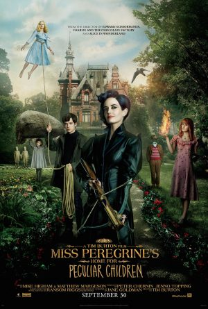Miss Peregrine's poster