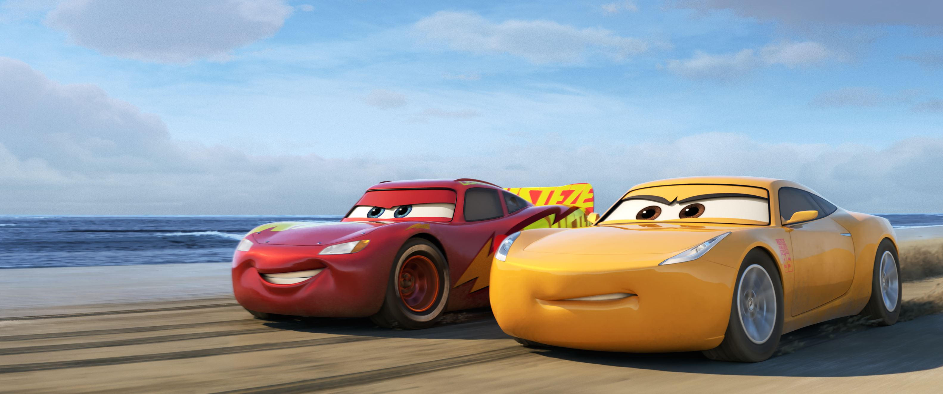 New Cars 3 Poster And Trailer Movies For Kids