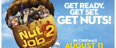 The Nut Job 2 poster