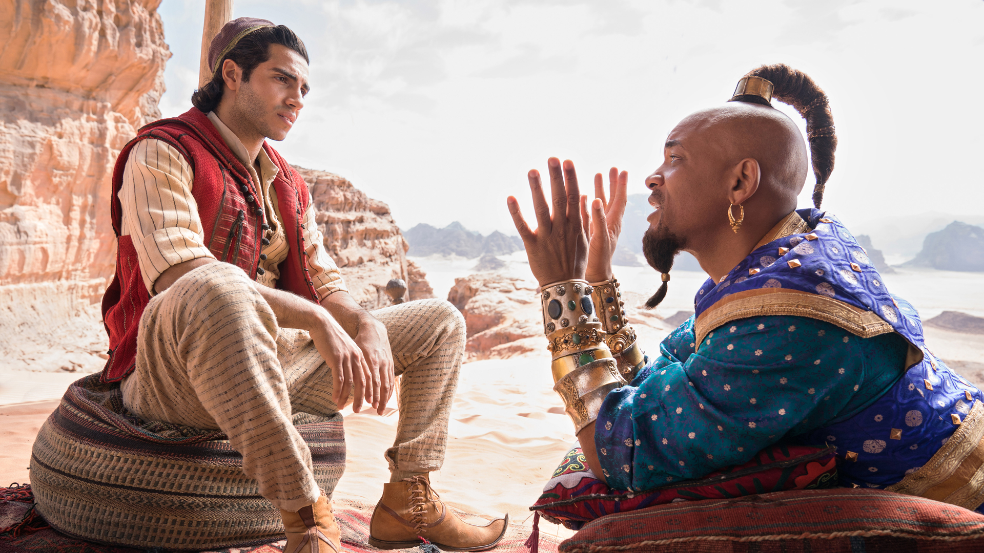 Movie Poster 2019: Aladdin (2019) Review