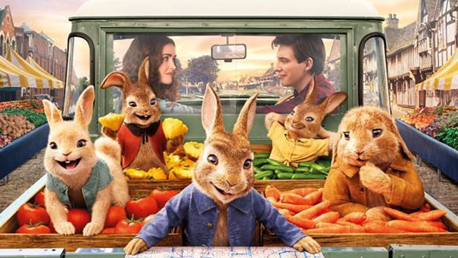 Image result for Peter Rabbit 2: The Runaway